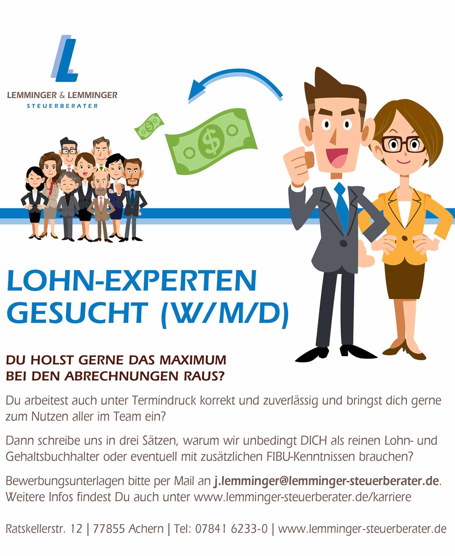 Lohn-Experte